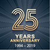 A-Incon Oy 25 vuotta