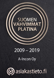 Suomen vahvimmat platina 2009 - 2019