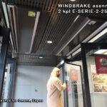 Windbrake E-SERIE-2-250-N-EC