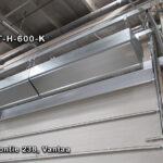 Ilmaverho ROBUVENT-H-600-K